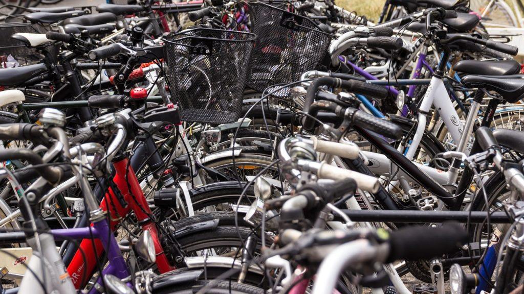 bike-sharing Pechino confusione