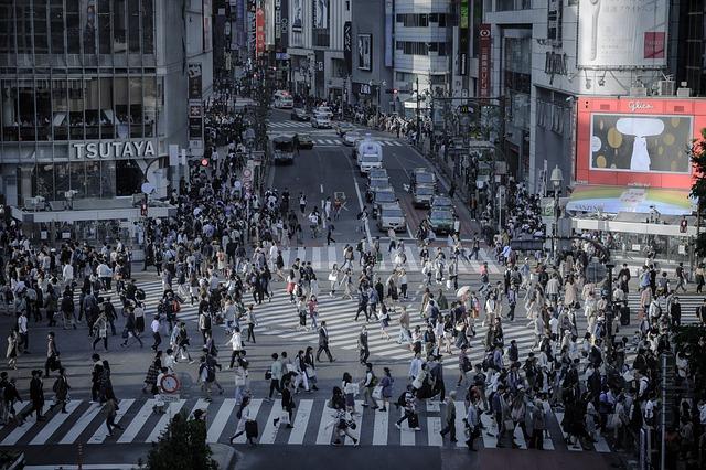 smart city e sharing economy Tokyo