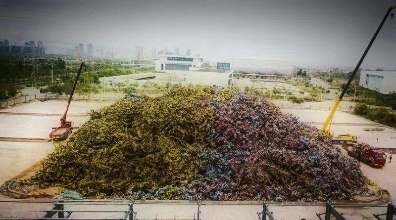 Bike sharing cinese: fallimento o svolta?