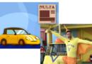 Multe con l'auto a noleggio: cosa sono i costi aggiuntivi?