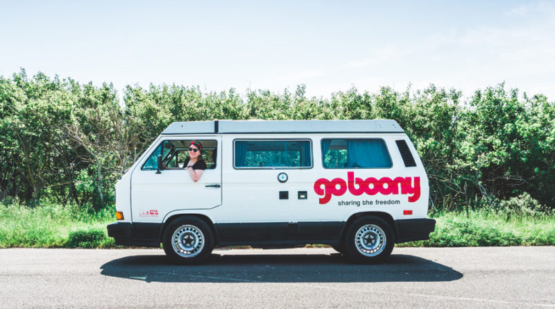 Goboony the Airbnb of the camper world