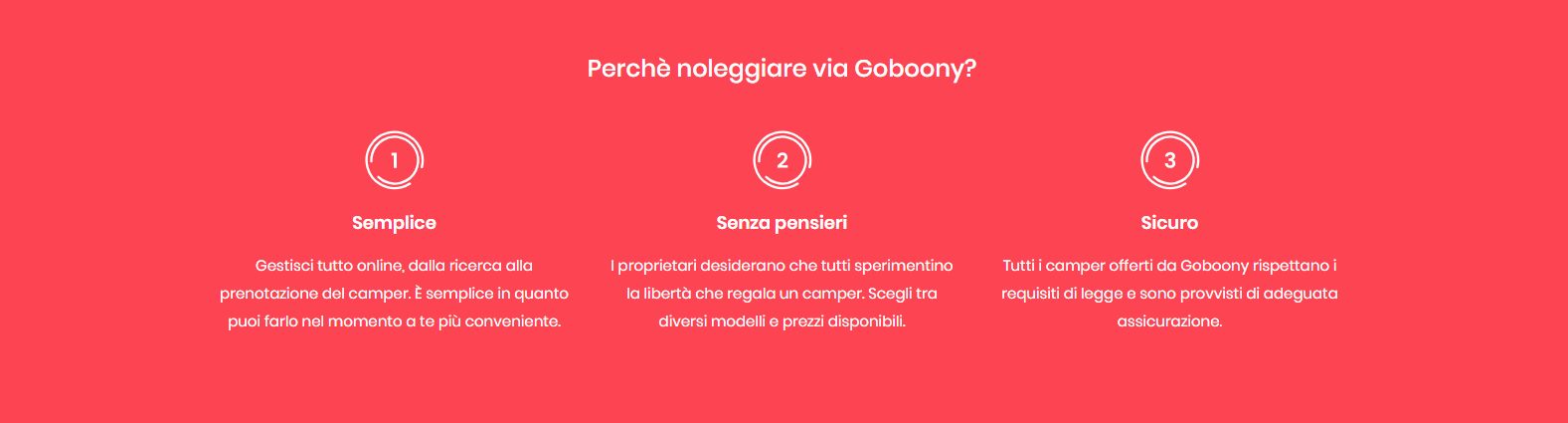 Why to travel with Goboony?