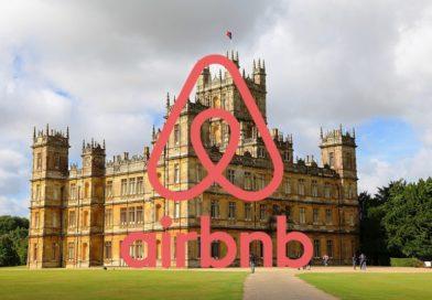 Dormire nel castello di Downton Abbey con Airbnb
