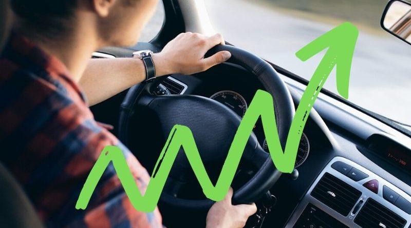 Crescita del noleggio auto nel 2019!