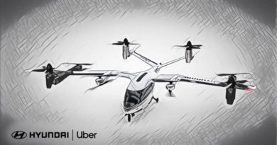 Hyundai and Uber's Flying Taxi is coming!