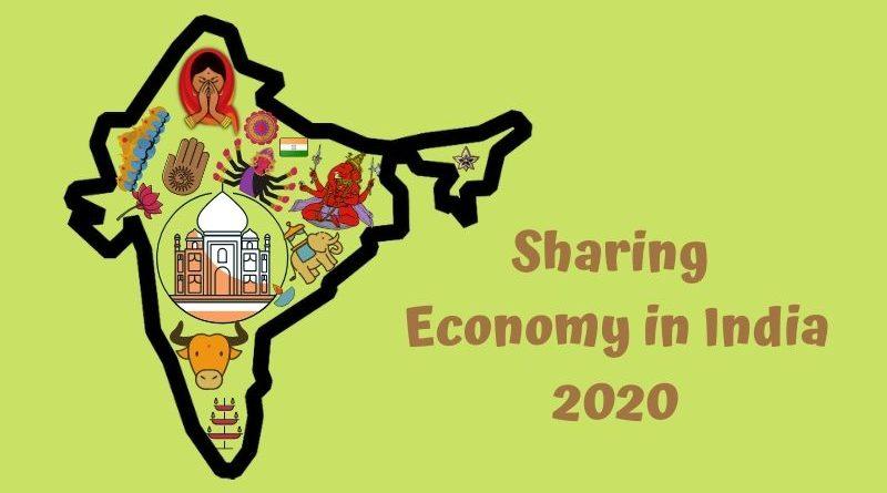 Sharing economy in India. Il 2020 è l'anno del boom!