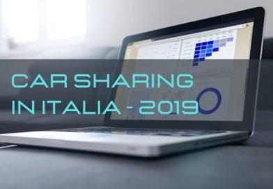 2019: l'anno del consolidamento del Car Sharing in Italia